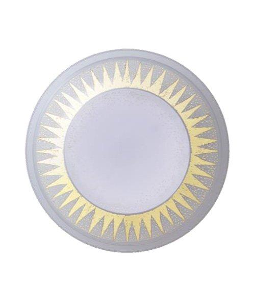 ツモリチサト×パナソニックのLEDシーリングライト - 色とりどりの線描や、ギリシャの太陽モチーフ …