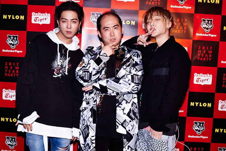 BIGBANGの弟分であるHIPHOPユニットMOBBとトレエン斎藤が 『NYLON JAPAN ×…