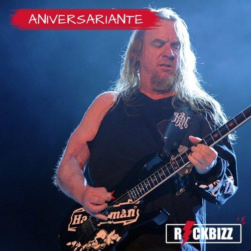 Happy Birthday, Jeff Hanneman! RIP, friend!
