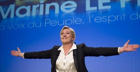 Les raisons de voter Marine Le Pen  https://t.co/vobCr0IEcX