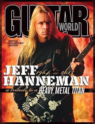 Happy Birthday Jeff Hanneman