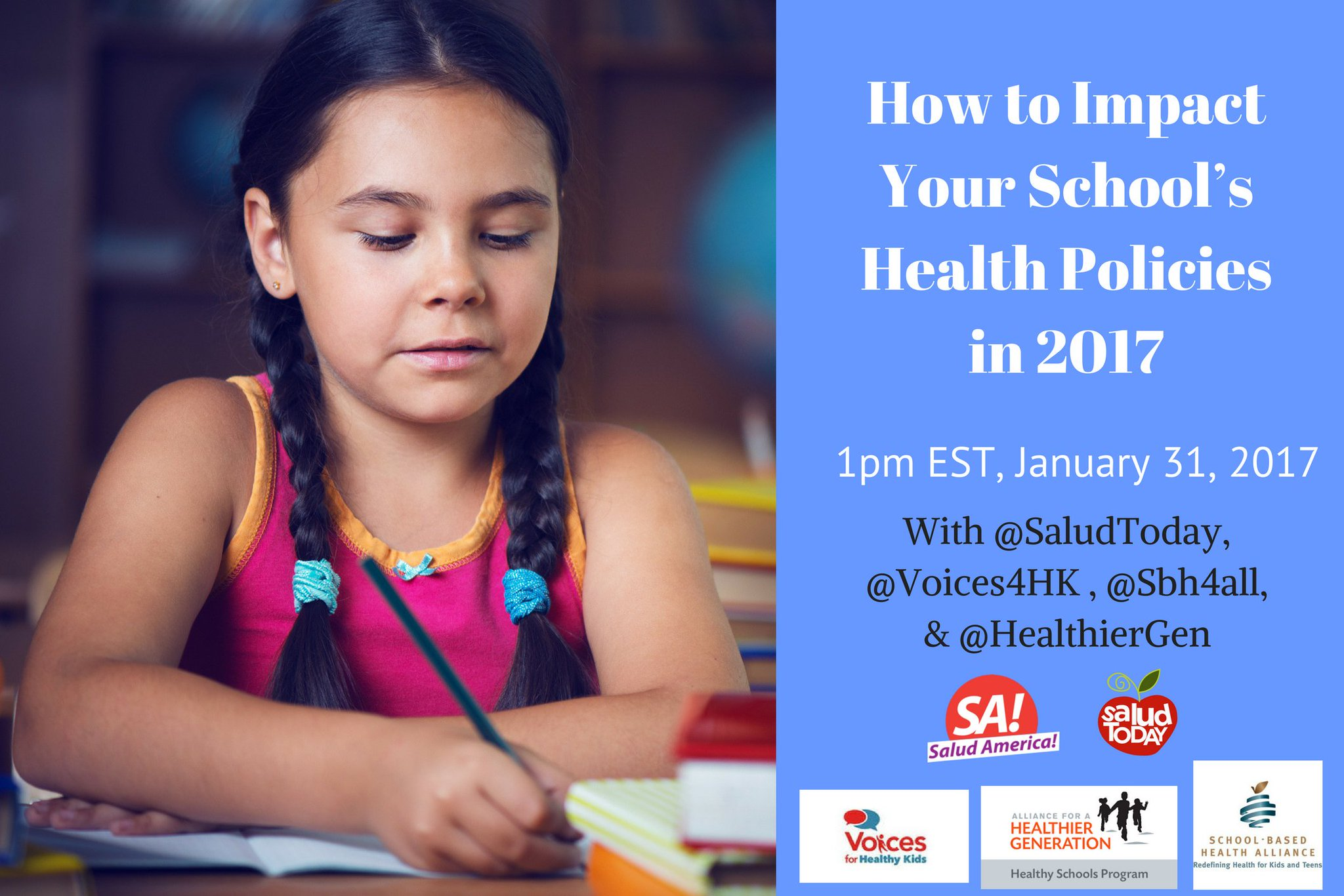 Thumbnail for How to Impact Your School's Health Policies in 2017