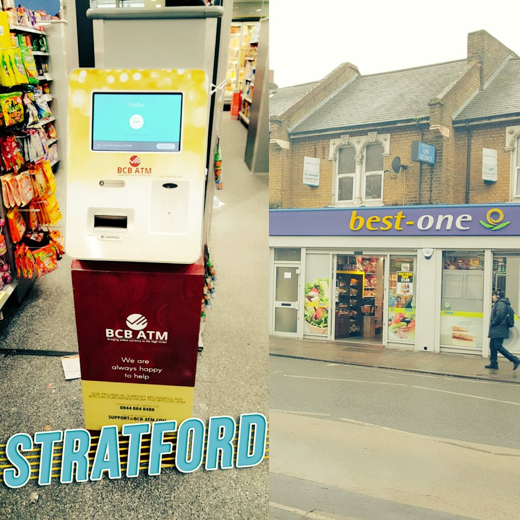 Bcb atm on twitter buy bitcoin in stratford london best one 643 am 31 jan 2017 ccuart Images
