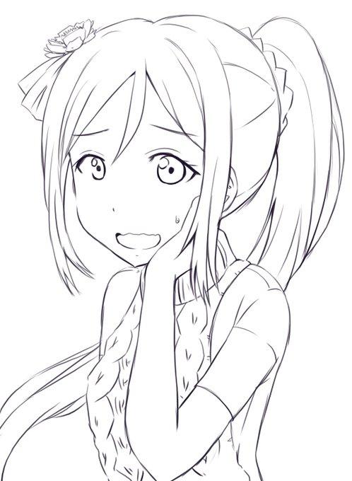 Automático para colorear Sitio Puede colorear sus dibujos Manga ...