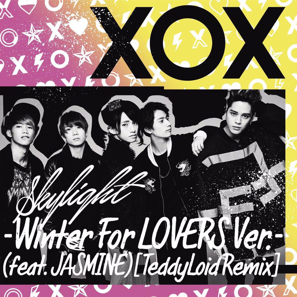 💿🎧配信スタート🎧💿  Skylight Winter ver.が本日より配信スタート✨  feat…