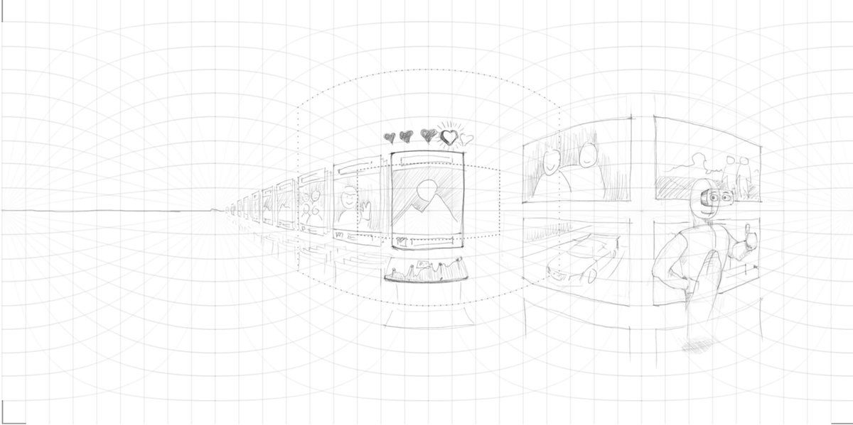 Draw sketches for virtual reality like pro – Virtual Reality Pop