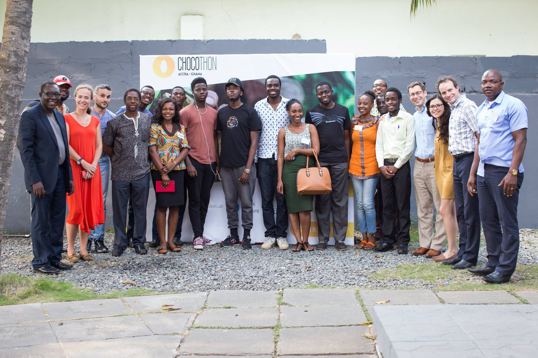 Thumbnail for Chocothon Phase I: the Hackathon Experience In Ghana!