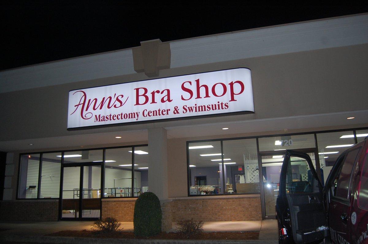 Ann's bra shop coupons