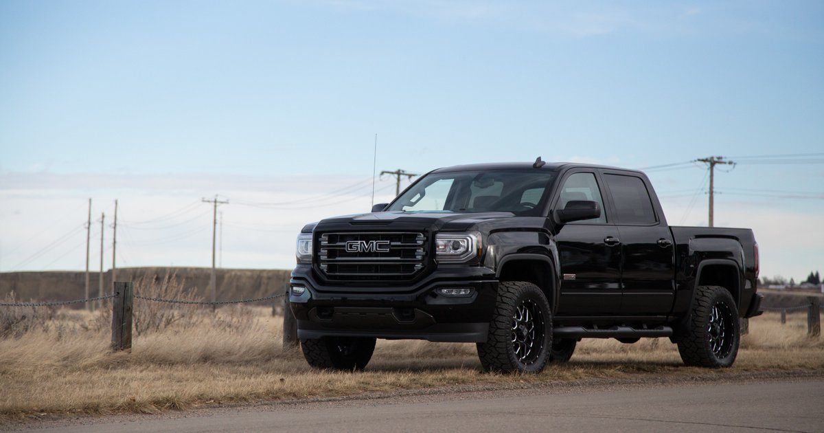 Davis Gmc Buick Medicine Hat On Twitter Trucktuesday Ft A 2017 Gmc Sierra 1500 Slt All Terrain With A 2 Daystar Level Lift Xd Grenade 20 Wheels And More Medhat Gmc Https T Co Yqhqpfstuo