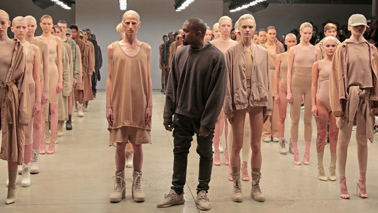Kanye West will reveal Yeezy Season 5 at NYFW on February 15. (via @Fashionista_com) https://t.co/FOPXCK003H