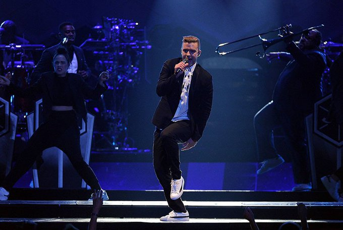Happy Birthday to Justin Timberlake who turns 36 today.