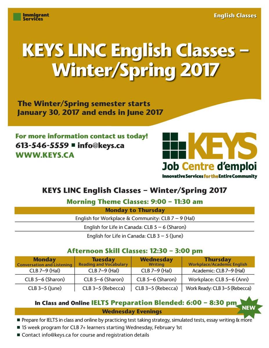 Michael harris on twitter take a look at keys new winterspring michael harris on twitter take a look at keys new winterspring esl linc class schedule fandeluxe Images