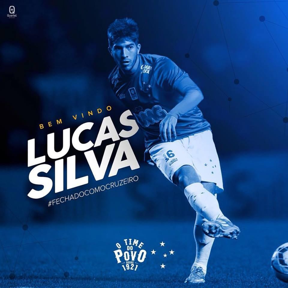 Seja bem vindo Lucas Silva! https://t.co/XnXWhI0LV0