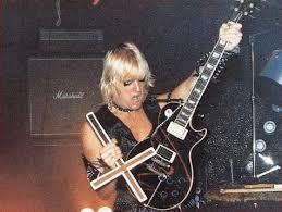 Happy Birthday to the late Jeff Hanneman of