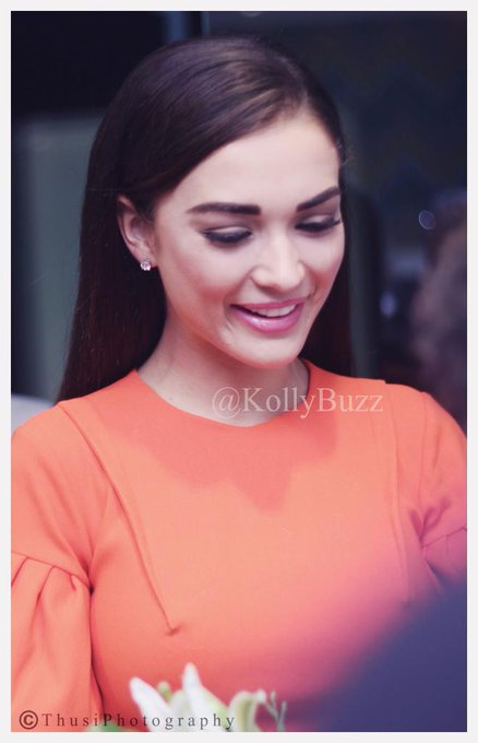A small wish by your biggest fan. happy birthday Amy Jackson. you such a cute and my fav. actress.
