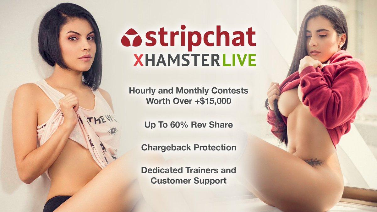 Strip chat