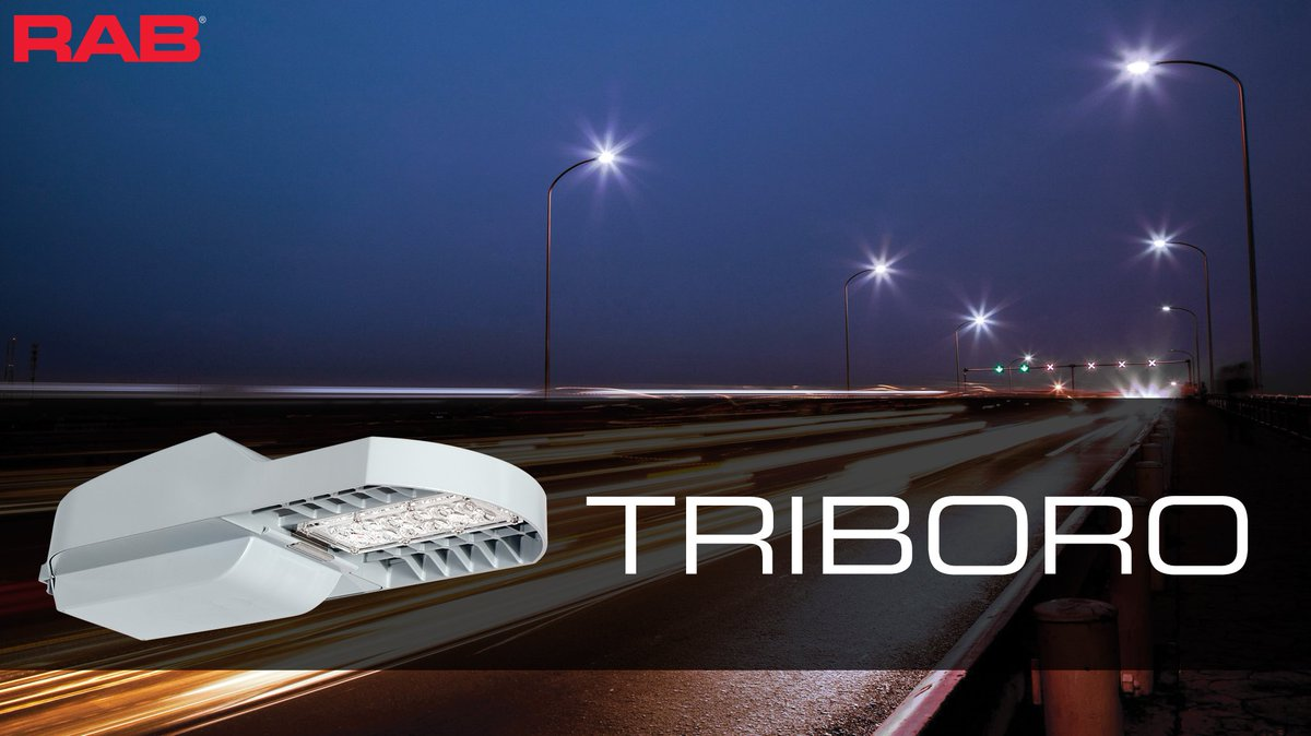 Rab lighting on twitter triboro roadway lighting thats rab lighting on twitter triboro roadway lighting thats versatile affordable delivering high efficiency long life low maintenance arubaitofo Choice Image