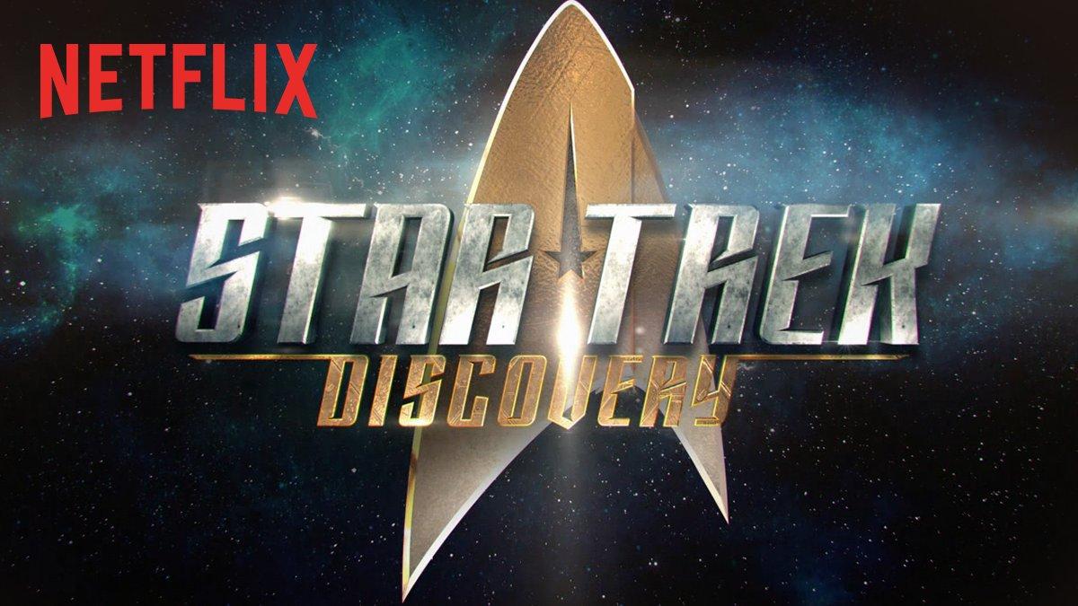 Uma nova jornada vai começar. Star Trek: Discovery está em produção! E em velocidade de dobra. #StarTrekDiscovery
