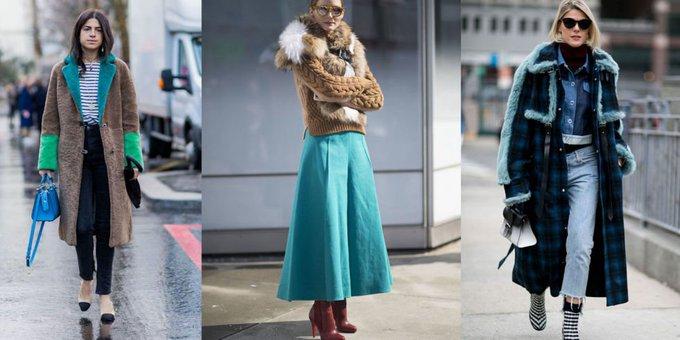 Street Style: 30 looks para afrontar el frío con estilo