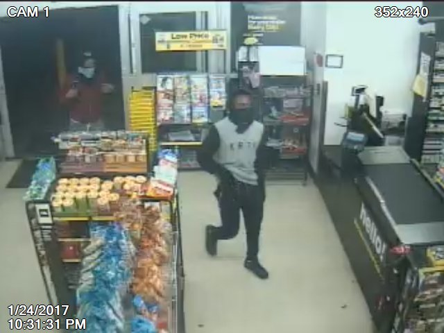 Sarasota police seek Dollar General armed robbery suspects