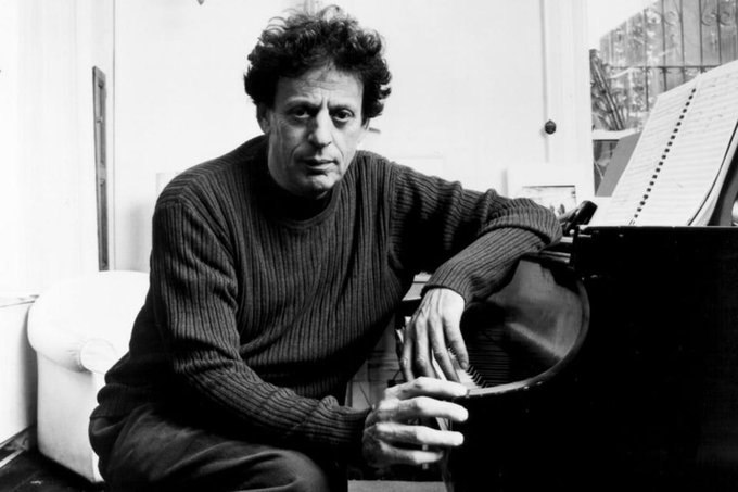Happy 80th Birthday Philip Glass! in 1937