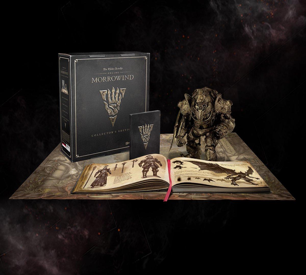 """The Elder Scrolls Online On Twitter: """"#ESO #Morrowind Will"""