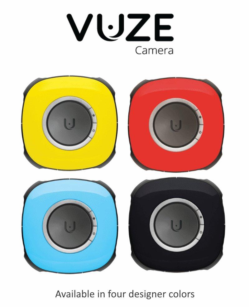 The Vuze camera VR kit offer expires soon!