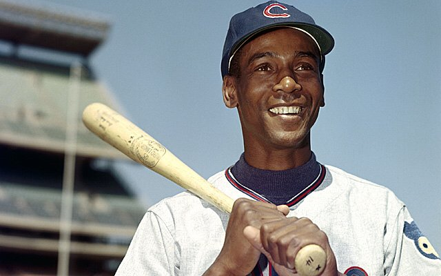 Happy birthday to Hall of Famer Ernie Banks! He would have been 86 today.