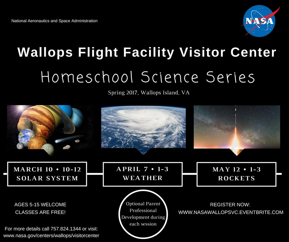 nasa wallops visitor center - photo #36
