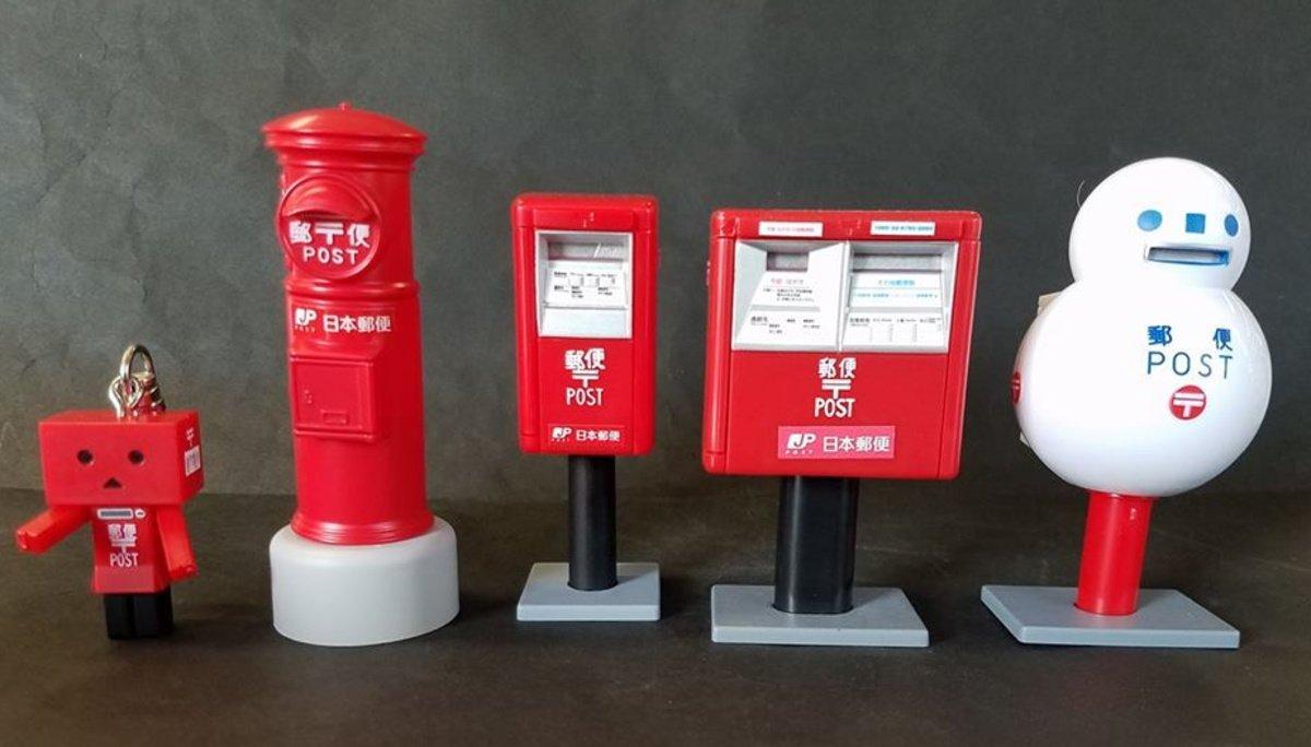 「郵便局ガチャコレクション2通目」が、2月1日(水)から全国で販売開始されました。郵便ポストの仲間が…