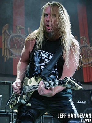 Happy Birthday to the late Jeff Hanneman You are truly missed for sure!