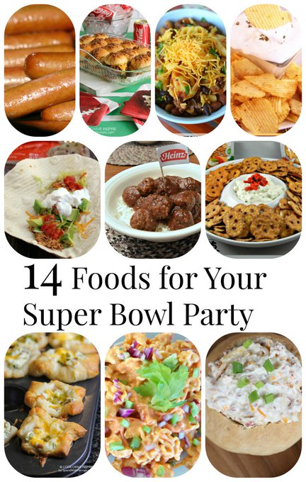 14 Foods for Your Super Bowl Party — Life of a Southern Mom
