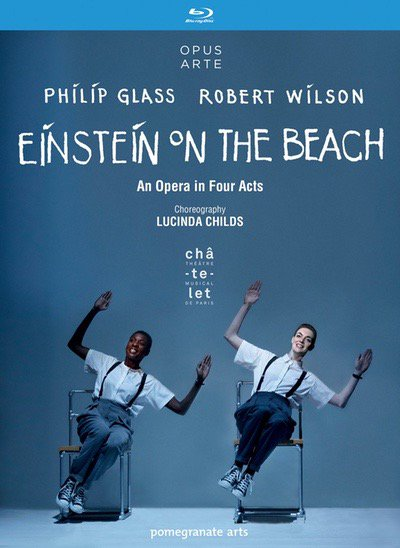 Happy 80th birthday Philip Glass. Best way to celebrate is by watching Einstein on the Beach