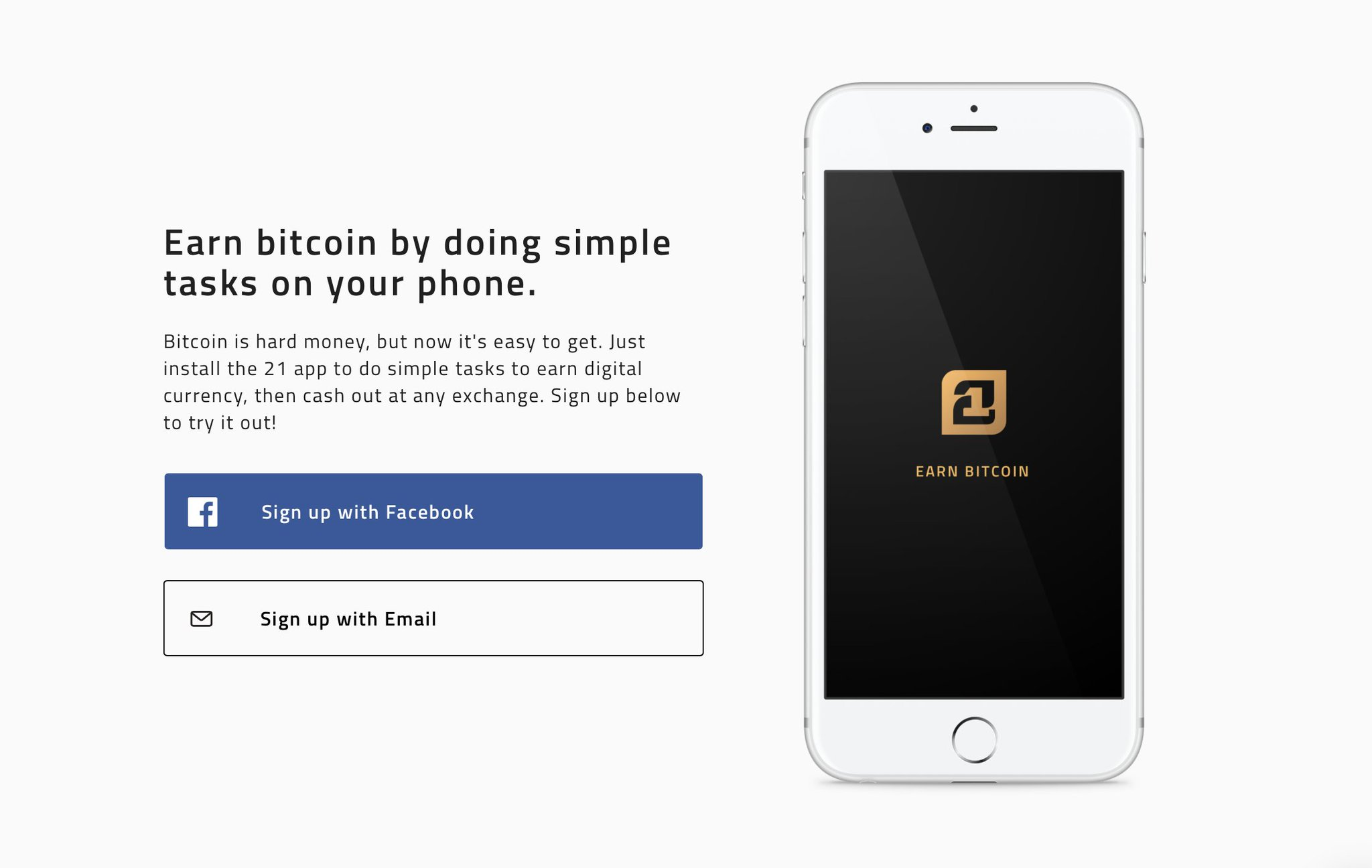 Product Hunt On Twitter Earn Bitcoin By Doing Simple Tasks On Your -
