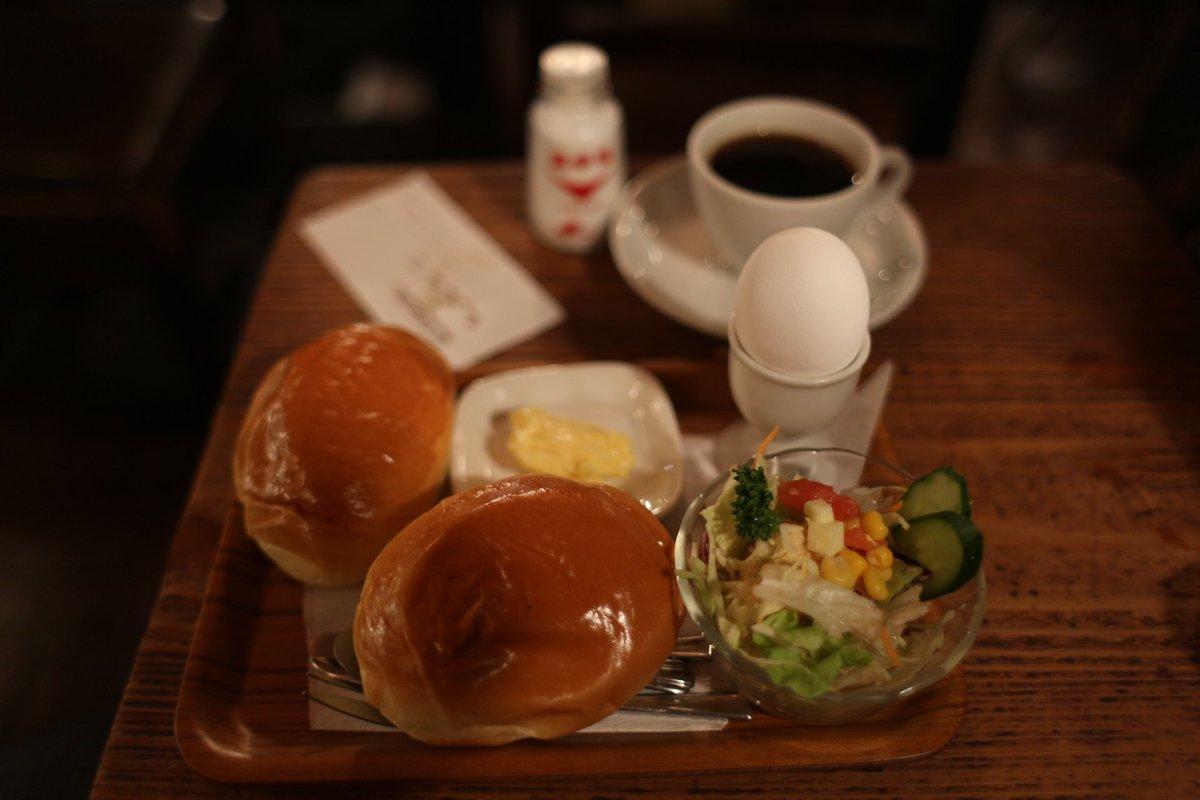 【神保町行くなら安部な店】 喫茶「さぼうる」:朝食編  モーニングはセットで50...