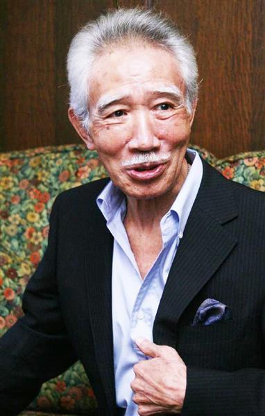 「オヒョイさん」俳優の藤村俊二さん死去 「ゲバゲバ90分」「ぶらり途中下車の旅」 sankei.co…