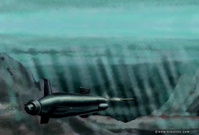 09851 подводная лодка хабаровск