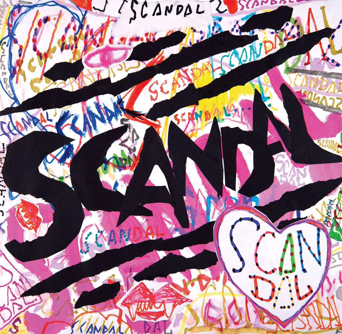 【#SCANDAL/#scabest47】 2/15(水)発売 BEST ALBUM『SCANDAL…