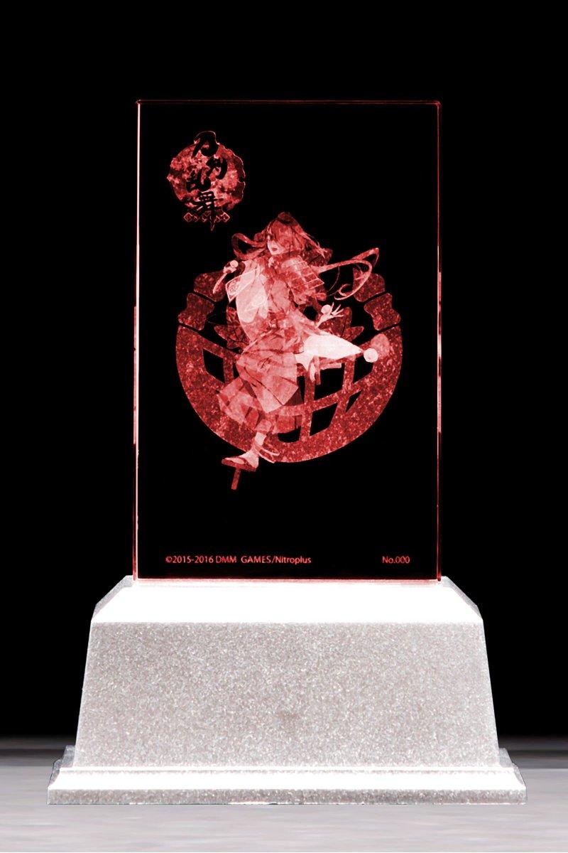 「刀剣乱舞-ONLINE-」プレミアムクリスタルシリーズ第3弾! 「へし切長谷部」「陸奥守吉行」「今…