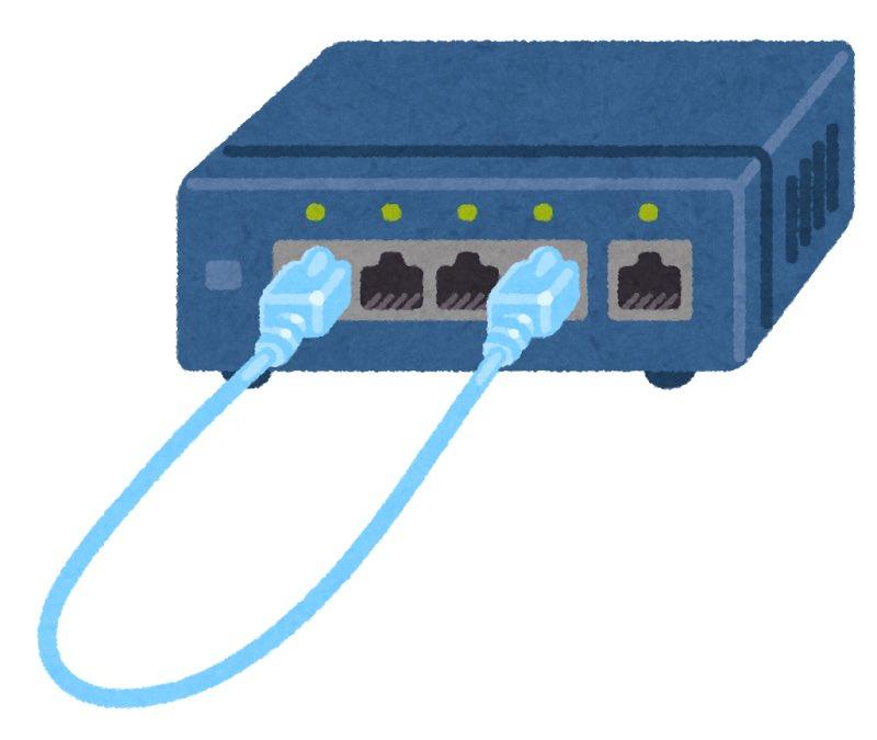 ネットワークエンジニアを殺す配線