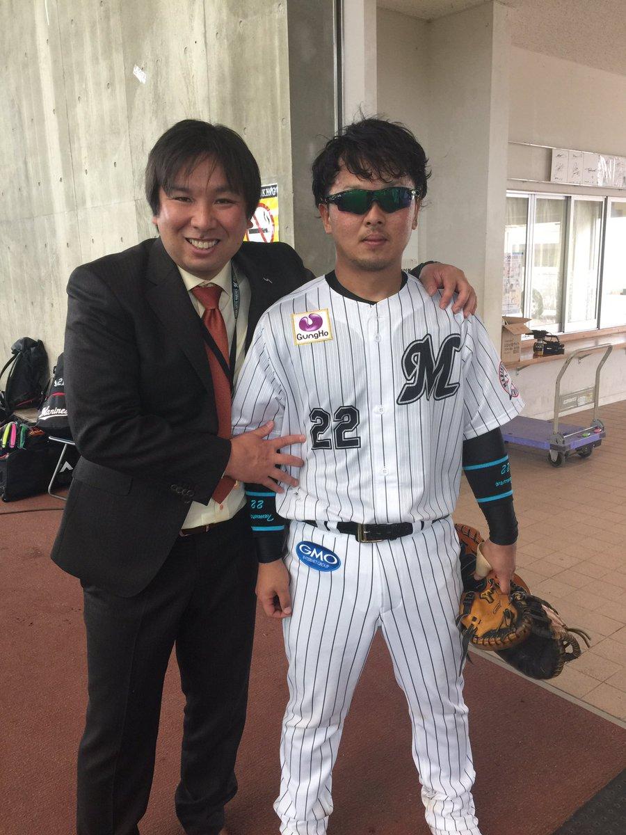 2017年2月1日 プロ野球キャンプIN 石垣島にきた〜✈️ と言うことで、今年からロッテ22番の背…