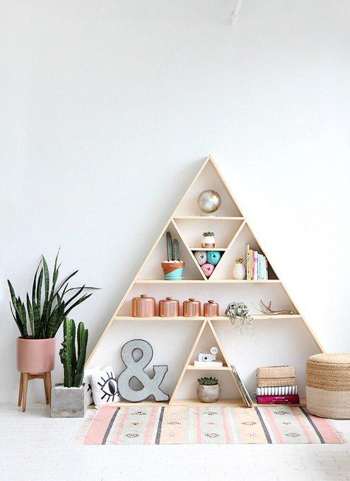 10 Muebles low cost que puedes hacer tu mismo