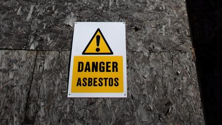 DIY and decorating could pose asbestos risk, law firm warns