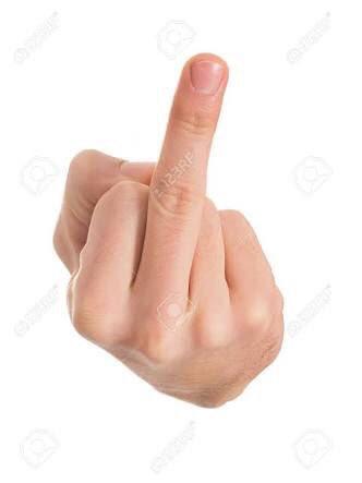 Que pasa si sujetas el dedo medio durante 5 minutos? pasa