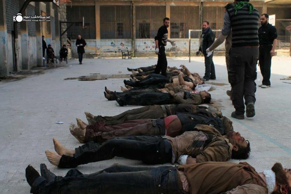 """اخر الاخبار والمستجدات جمعة """" لامكان للقاعدة في سورية """" 3-2 - صفحة 4 C3kbdCGXAAAJ8Dh"""