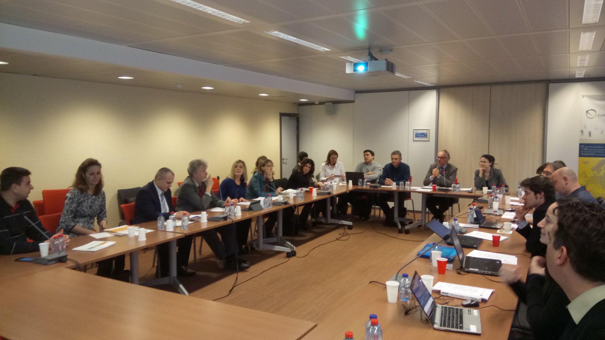 Réunion finale de coordination du projet européen d'efficacité #energie en #PME des #CCI intitulé #STEEEP https://t.co/XoTBH1ENvI https://t.co/O0ypTfzbI7