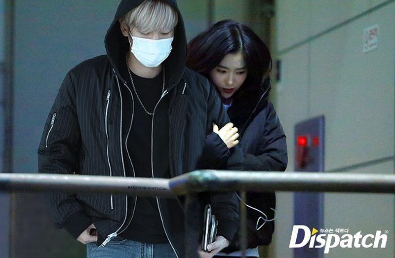 Red Velvet Irene dating