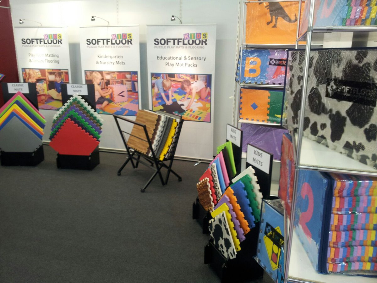 Floor mats uk voucher code - See Our Kids Play Flooring In Action At The International Toy Fair Hall 2 Stand A 08 Spielwarenmesse Inttoyfair Nurembergpic Twitter Com Gdmkk5qtay