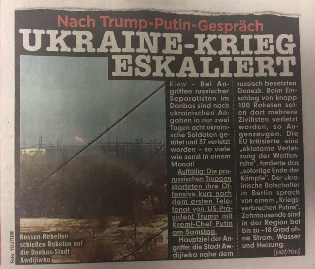 """""""Даже глубоко предвзятая германская пресса признала, что за всем этим стоит Порошенко"""", - Лавров об обострении ситуации на Донбассе - Цензор.НЕТ 900"""