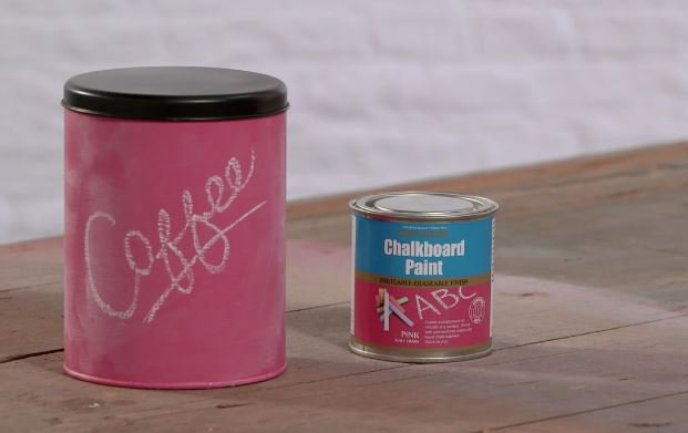 MAKE IT YOURS: HOW TO CUSTOMISE A ROUND CANISTER